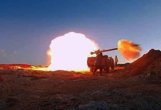 ⭕ URGENTE | Después del asalto a El Guerguerat, el Ejército saharaui bombardeó durante toda la noche posiciones colindantes.