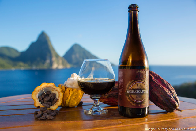 St. Lucia's Antillia Brewing Releasing Chocolate Stout