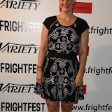 OIC - ENTSIMAGES.COM - Danni Smith  at the Film4 Frightfest on Monday   of  Curtain UK Film Premiere at the Vue West End in London on the 31st  August 2015. Photo Mobis Photos/OIC 0203 174 1069