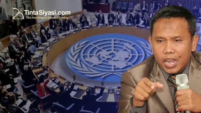 Resolusi PBB untuk Palestina, Advokat: Solusi Dua Negara Justru Melanggengkan Penjajahan