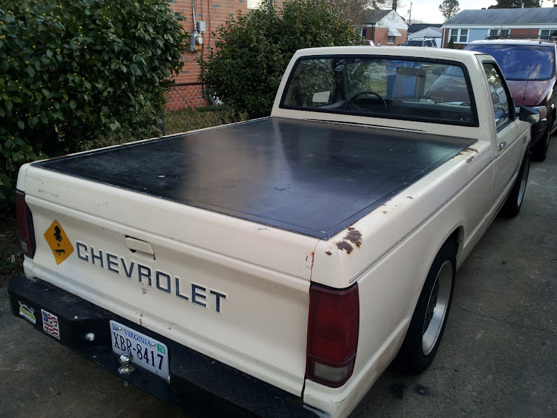 91 s10 tonneau coverss S10 Forum