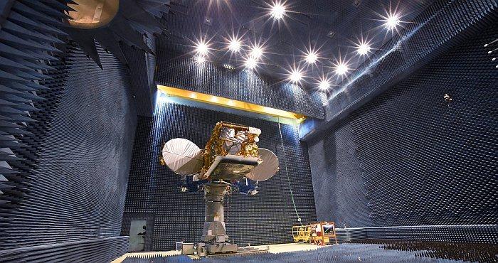 ISRO - GSAT-19 Satellite - Antenna Test Facility - 01 - TN