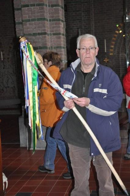 Wandelaars van Camino der Lage Landen in de Martinuskerk - DSC_0047.jpg