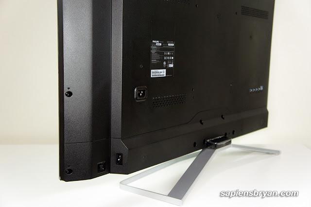 Philips BDM4065UC Power Switch & OSD Menu Joystick