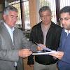 Asociación Regional entregó en pendrives información de su balance 2009