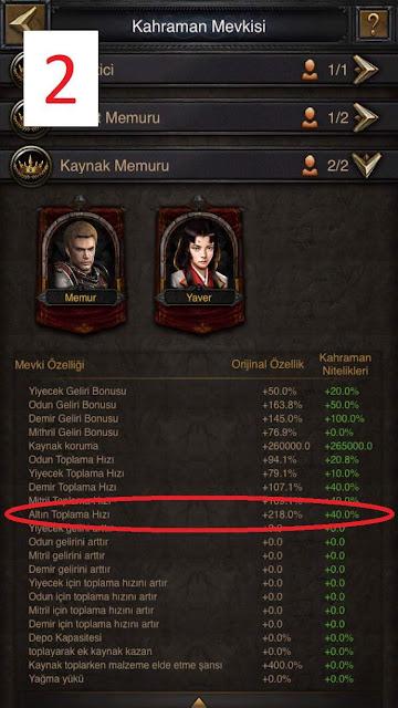 Clash Of Kings Hızlı Altın Toplama Rehberi