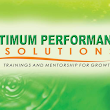 OPTIMUM PERFORMANCE SOLUTIONS