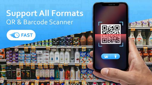 QR Barcode Reader Extra 2020 Apk 2