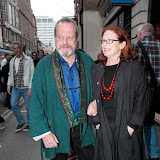 WWW.ENTSIMAGES.COM - Terry Gilliam   at   The Perfect American - press night at Coliseum, St Martin's Lane, London, June 1st 2013  Photo Mobis Photos/OIC 0203 174 1069
