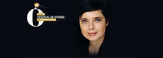 Isabella Rossellini clausura el Festival de Otoño a Primavera con una pieza sobre sexo