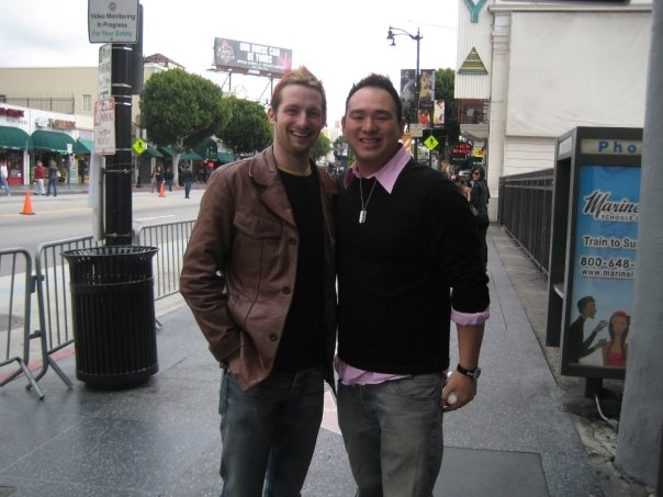 Adam Lyons And Johnny Wolf, Johnny Wolf