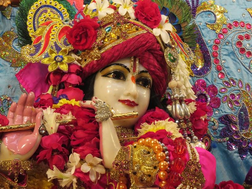 ISKCON Vallabh vidhyanagar Deity Darshan 04 jan 2017 (6)
