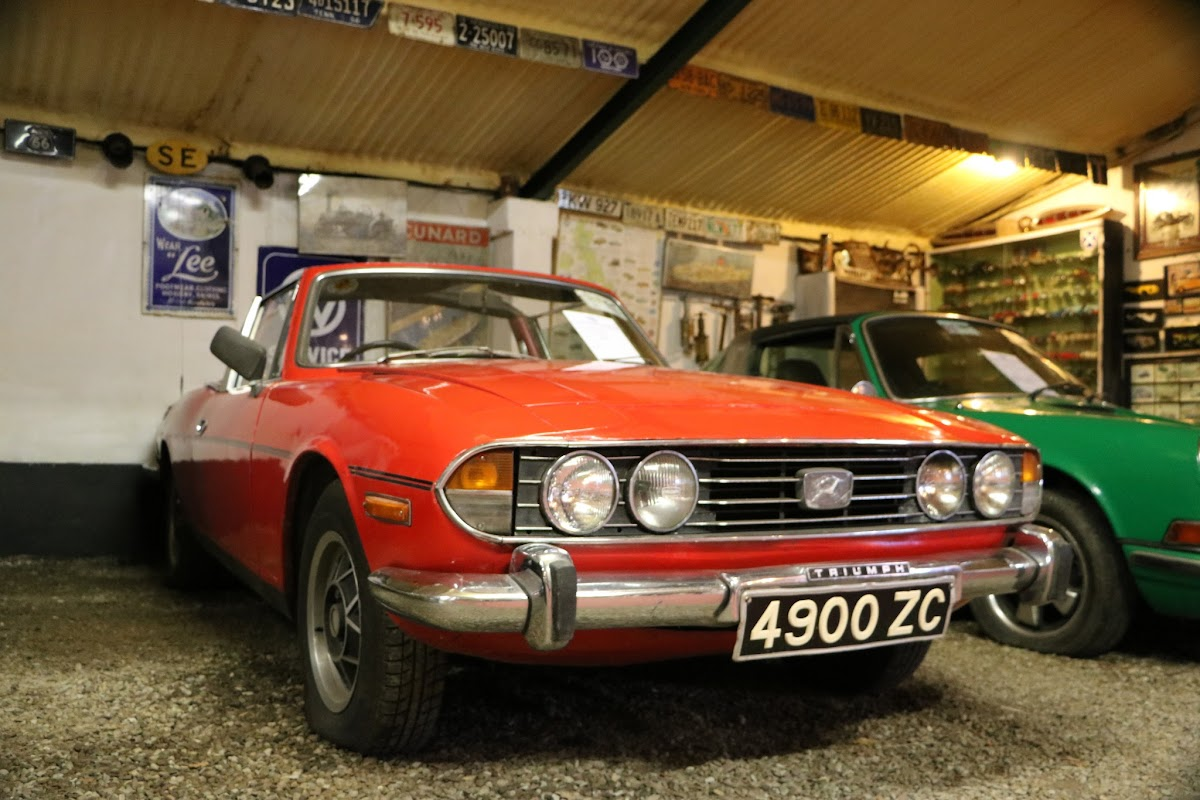Kilgarvan Motor Museum 0007.JPG