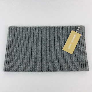 Michael Kors NEW Gray Infinity Scarf