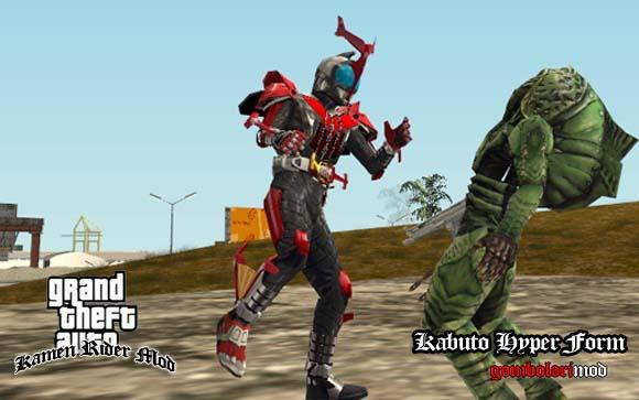 Kabuto Hyper Form - GTA 5 Mod, GTA 4, GTA San Andreas, GTA Vice ...