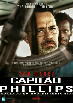 Filme Poster Capitão Phillips WEBRip XviD & RMVB Dublado