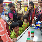 Field Trip to Supermarket for Jr. Kg Section (2018-19), Witty World, Goregaon East