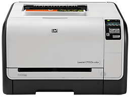 Guide to download and install HP LaserJet Pro CP1525n printer driver software