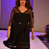 OIC - ENTSIMAGES.COM - Puja collections model(s) at the UK Plus Size Fashion Week - DAY 2 - Catwalk Show Day  London 12th September 2015  Photo Mobis Photos/OIC 0203 174 1069