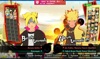 Download Naruto Senki Storm 4 Mod by Tutorial Production Apk