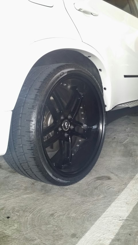 BMW X5 wide, extensions, fender flares/arches