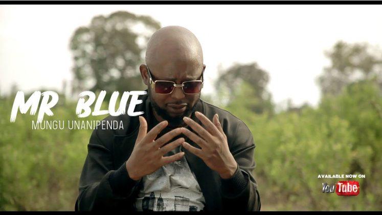 VIDEO | MR BLUE – MUNGU UNANIPENDA|| Mp4 Download