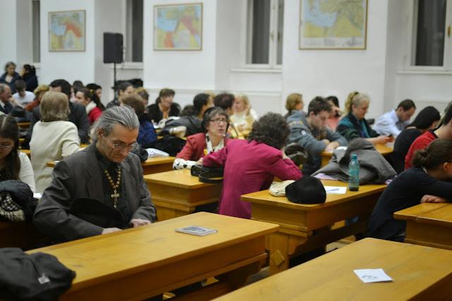Seara cultural duhorvniceasca la FTOUB 021