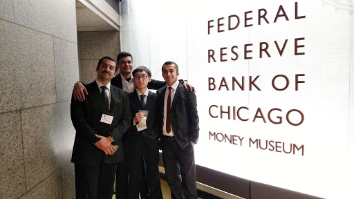 frb chicago By thomas klier and martin lavelle on june 1–2, 2017, the federal reserve bank of chicago held its 24th annual automotive outlook symposium (aos) at its detroit branch 1 in this blog.