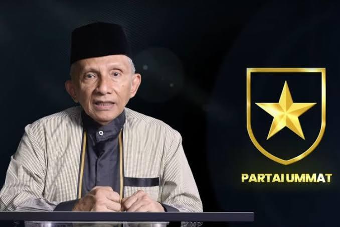 Amien Rais Hingga Ketua Umum Partai Ummat Hadiri Tasyakuran Online