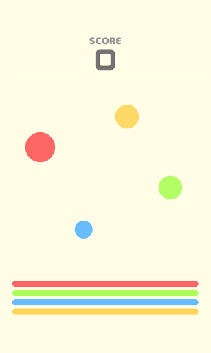 Popping Balls:Dont Stop Bounce