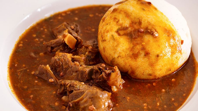 Top 5 MOST POPULAR GHANAIAN DISHES