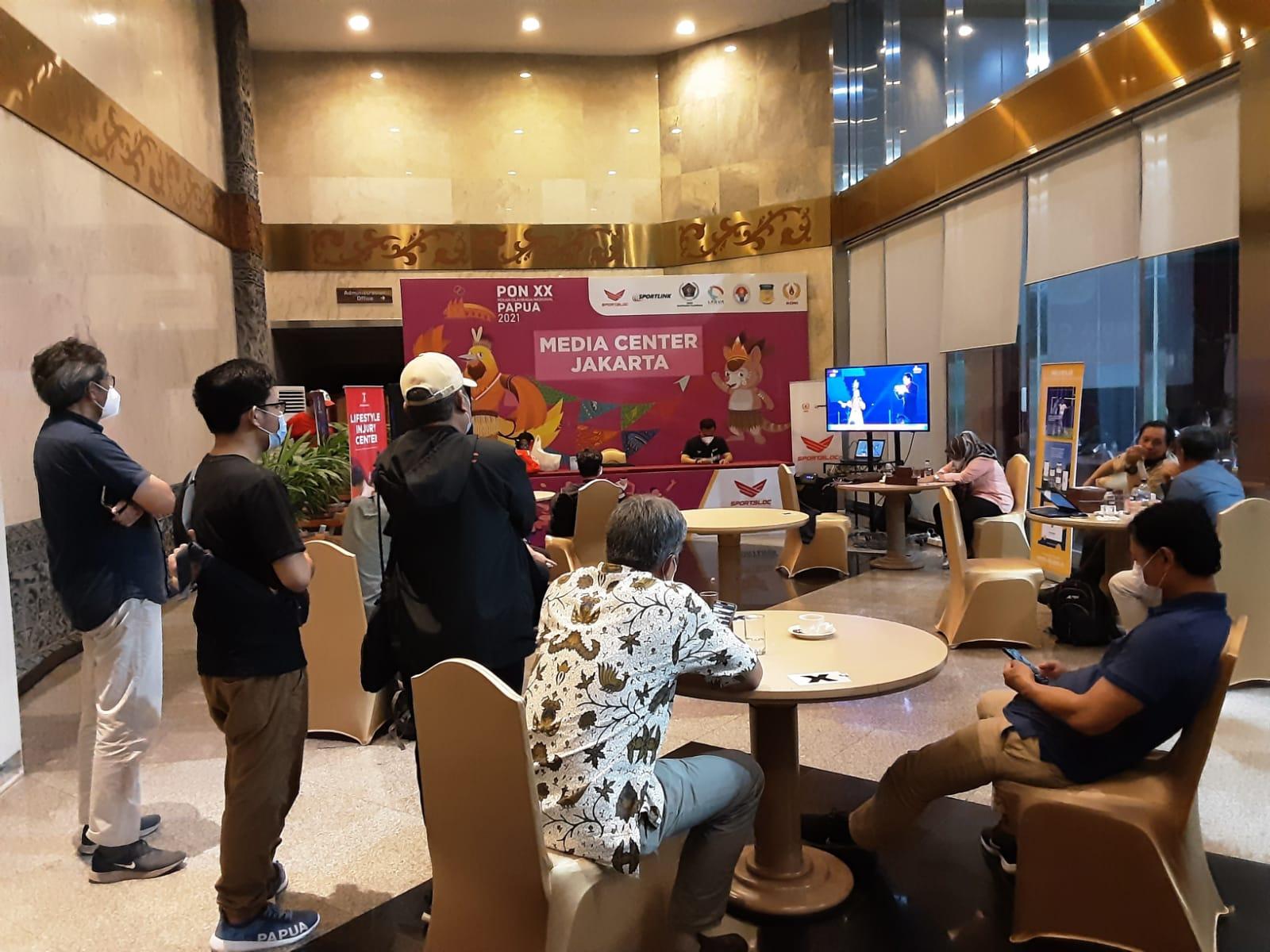 PON XX Papua 2021 Resmi Dibuka