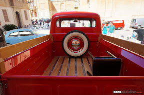 1952 Ford F1 Pickup Floorbed