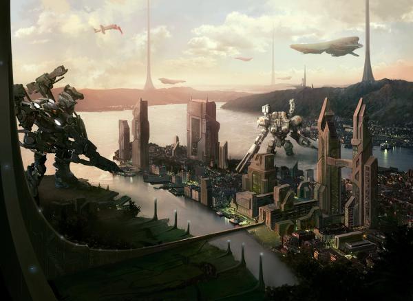Amazing Fiction Look, Fiction 3