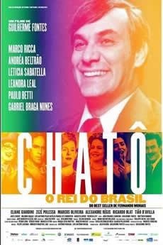 Capa Chatô, o Rei do Brasil Torrent