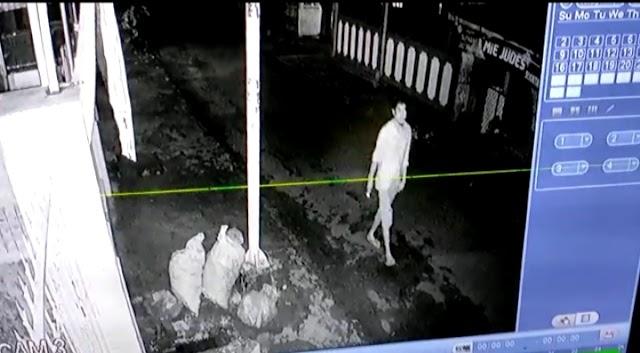 Akankah CCTV Dapat Mengungkap Siapa Dalang Pembakaran Kediaman Pimred Linktodays.Com..?