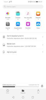 iOS 13 Teması Dosyalar Bölümü