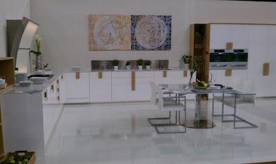 Képes beszámoló a Konyhakiállítás 2011-ről - fotó - konyha - lakberendezés - kiállítás - vásár - Budapest - Magyarország