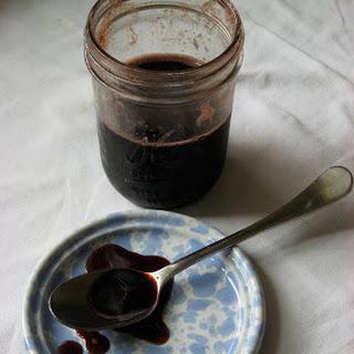 Elderberry & Rose Hip Syrup.