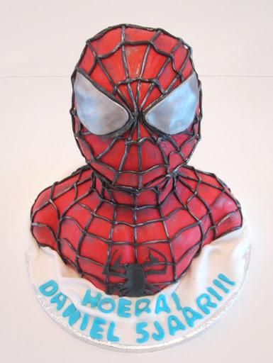 739- Spiderman taart.JPG