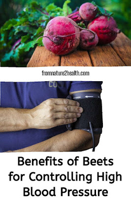 Benefits of Beets for Treat Hypertension