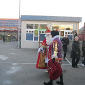 intrede Sinterklaas en Piet