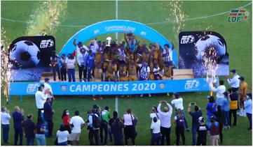 Principales noticias del 2020 fútbol dominicano-Abril-Diciembre