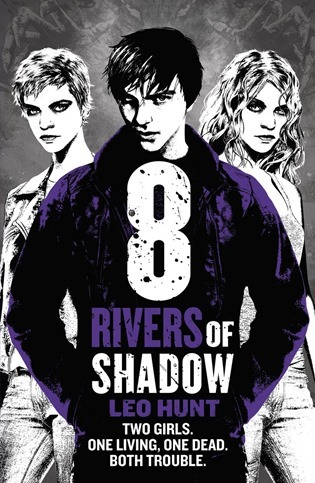 8 Rivers of Shadow - Leo Hunt