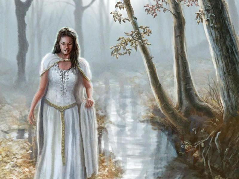 Princess In White, Magic Beauties 3