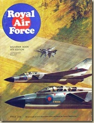 Royal Air Force Souvenir Book 1971_01