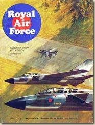 Royal Air Force Souvenir Book 1971_01