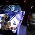 Na Cidade de Goiás motorista atropela um motociclista, causa acidentes pela cidade e abandona veículo