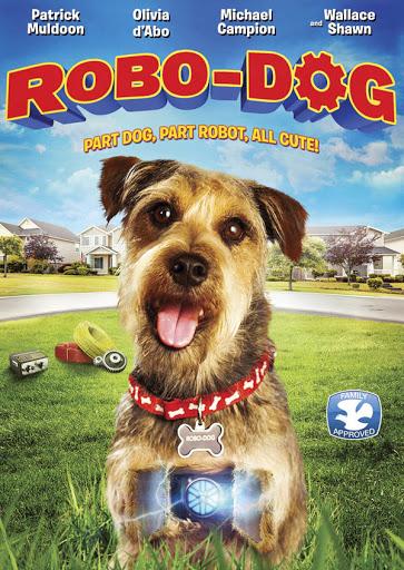 Robo-Dog (2015) โรโบด็อก เจ้าตูบสมองกล