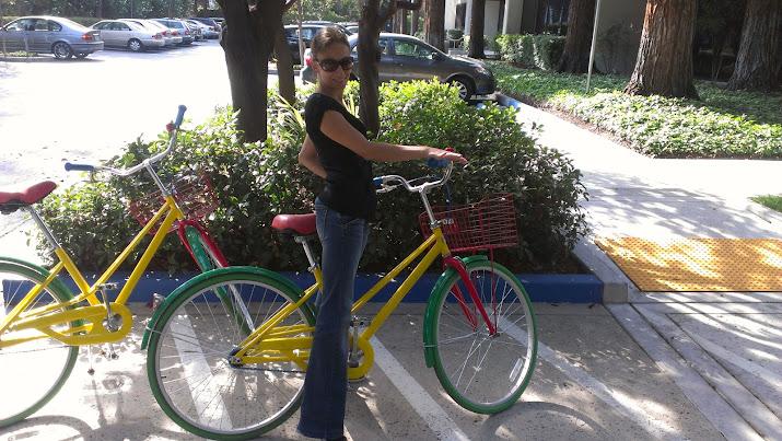 Google rides